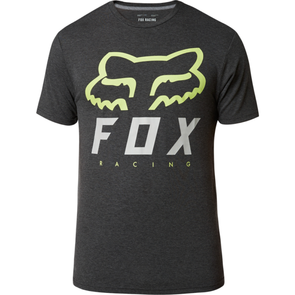 FOX Heritage Forger Tech  #  Black / Green