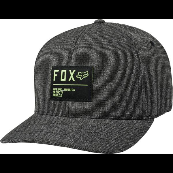 FOX Non Stop Flexfit  #  Black / Green