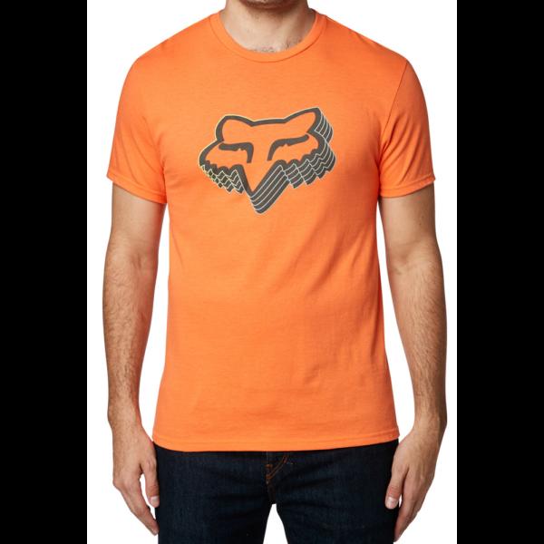FOX Warp Speed  #  Orange flame póló