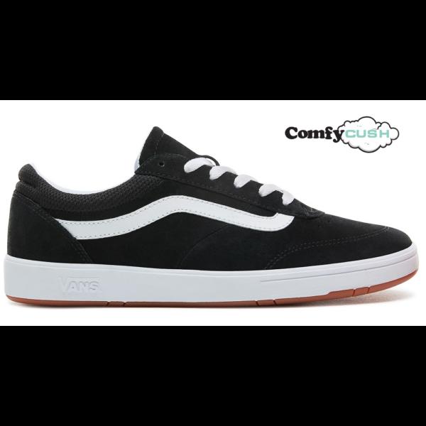 VANS Cruze CC (Staple ) #  Black / White