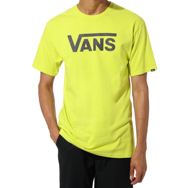 VANS Classic - Sulphur spring / Asphalt póló