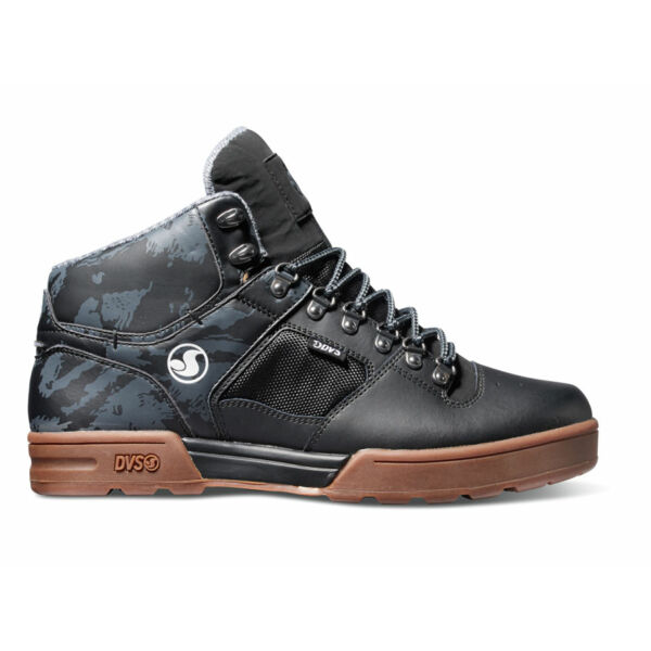 DVS Westridge - Black / Camo gum leather