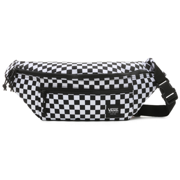 VANS Ranger Waist Pack-Black / White checkerboard övtáska