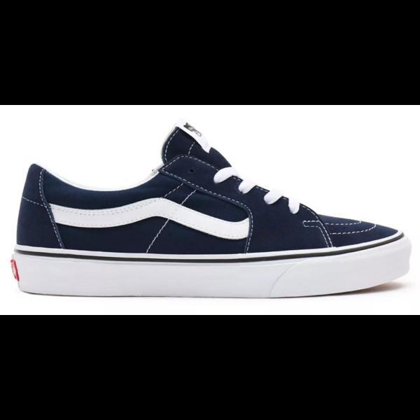 VANS SK8-LowDress blues / True white cipő