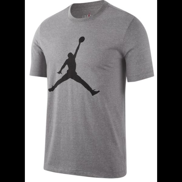 Jordan Jumpman SS - Carbon heather / Black póló