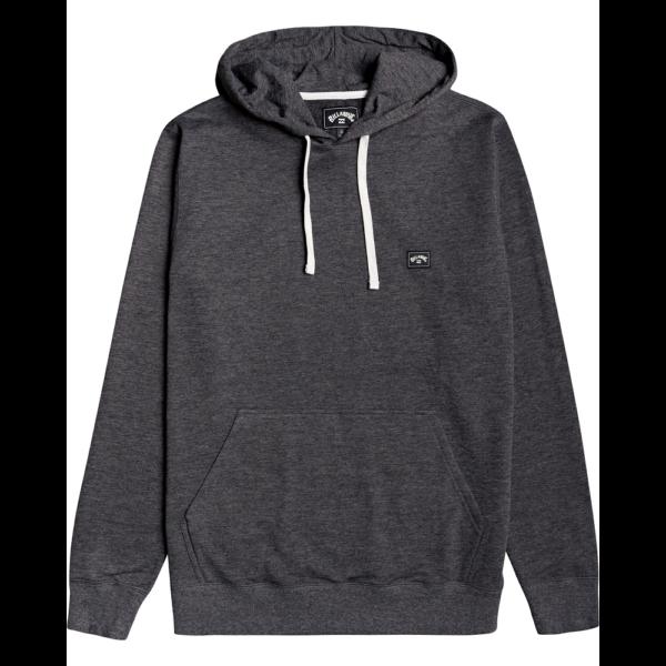 BILLABONG All Day PO-Black kapucnis pulóver