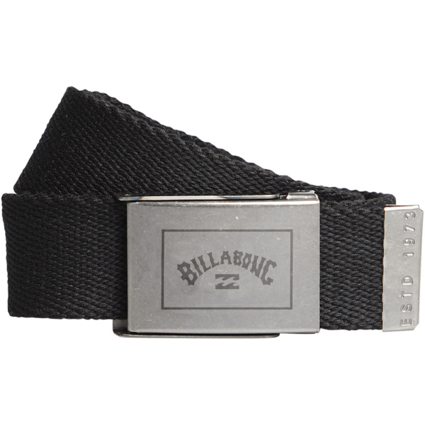 BILLABONG Sergeant Belt - Black