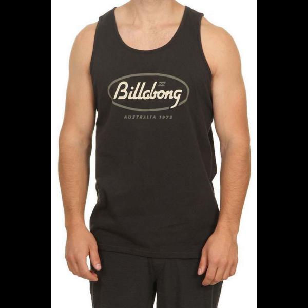 BILLABONG State Beach Tank- Black trikó