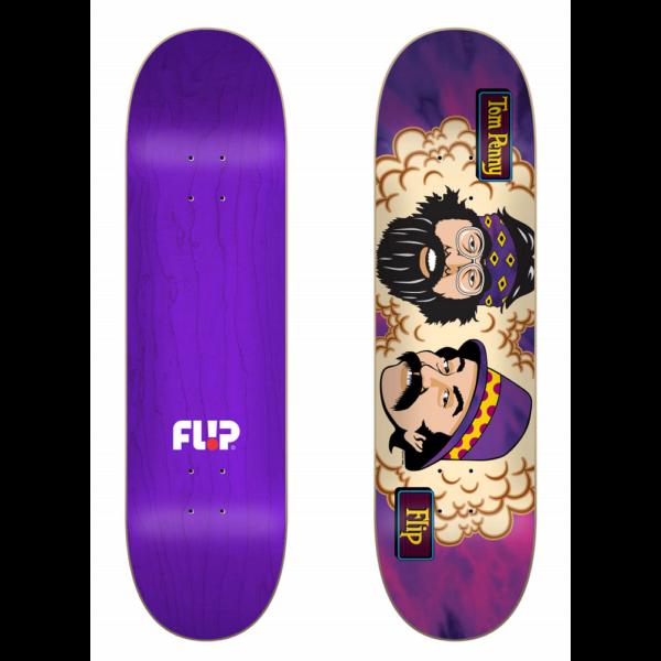 Flip Toms Friends Purple Haze 8.13 gördeszka lap