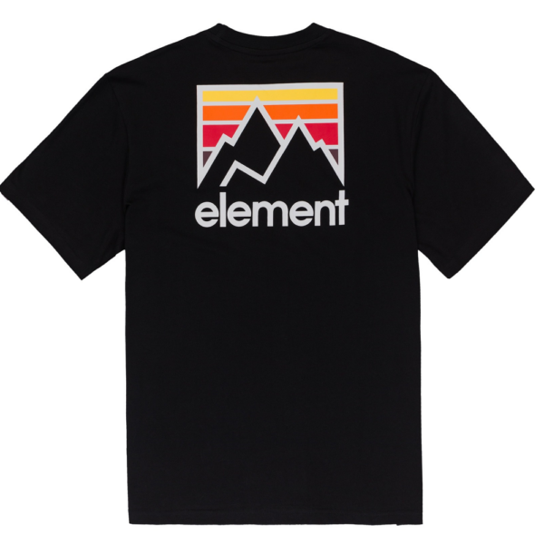 ELEMENT Joint - Flint black póló