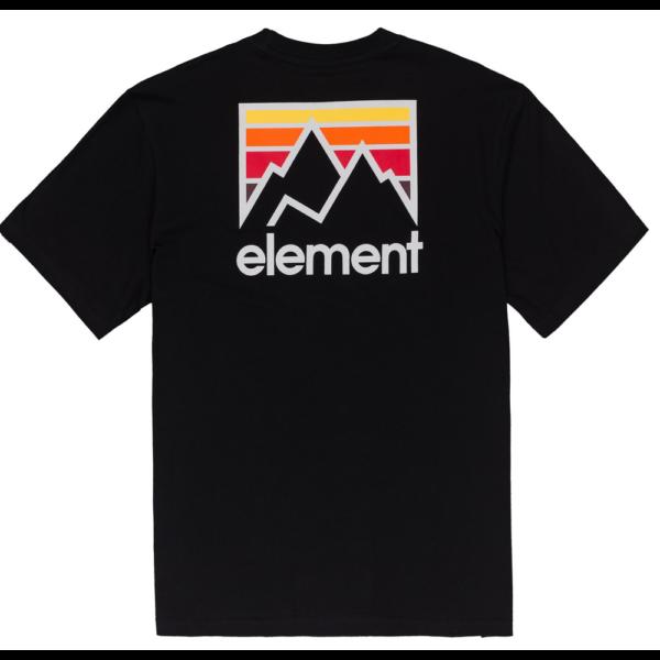ELEMENT Joint - Flint black póló