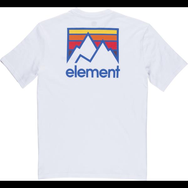 ELEMENT Joint - Optic white póló
