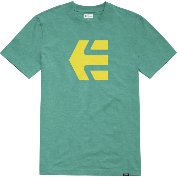 ETNIES Icon- Mint póló nyomott nagy Etnies logóval