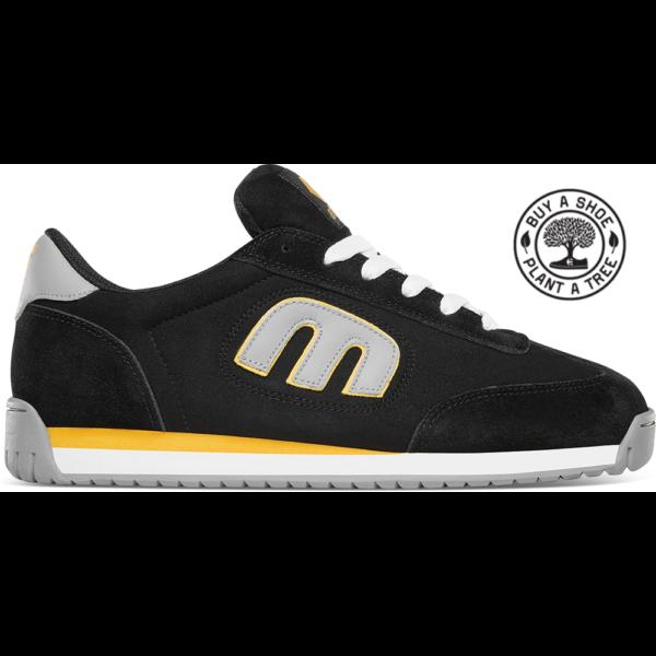 ETNIES LO-CUT II LS - Black / Grey / Yellow