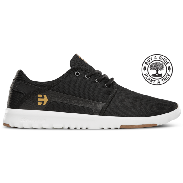 ETNIES ScoutBlack / White / Gum sportcipő
