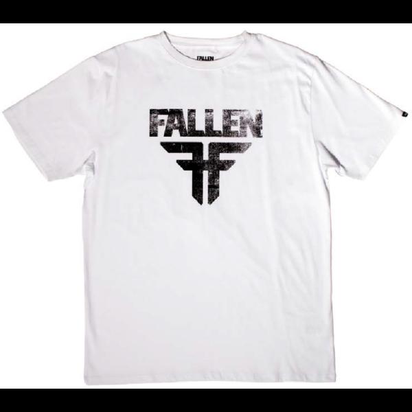 FALLEN Insignia- White póló