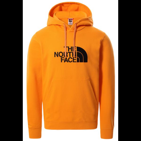 THE NORTH FACE Light Drew Peak PO  Light Exuberance Orange kapucnis pulóver