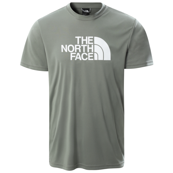 THE NORTH FACE Reaxion Easy Tee - Avage green póló