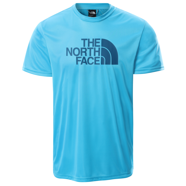 THE NORTH FACE Reaxion Easy Tee - Meridian blue póló
