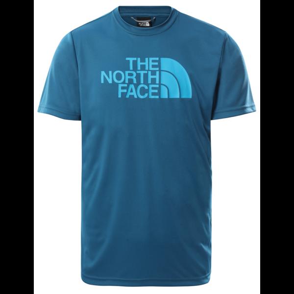 THE NORTH FACE Reaxion Easy Tee - Morocan blue technikai póló