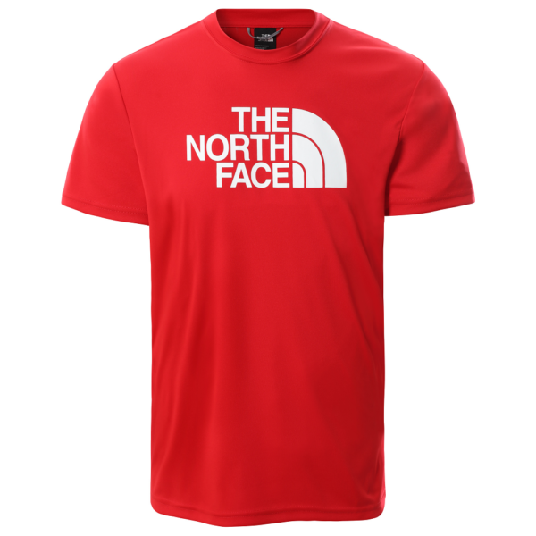THE NORTH FACE Reaxion Easy Tee - TNF red póló