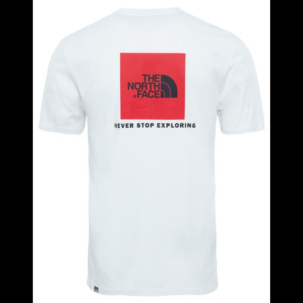 THE NORTH FACE Redbox Tee White póló