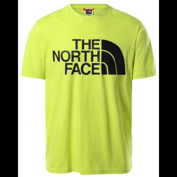 THE NORTH FACE Standard SS - Sulphur Spring Green póló