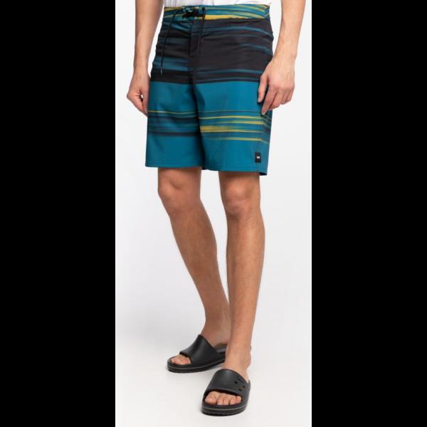 VANS Era Boardshort 19'  Black / Morrocan blue