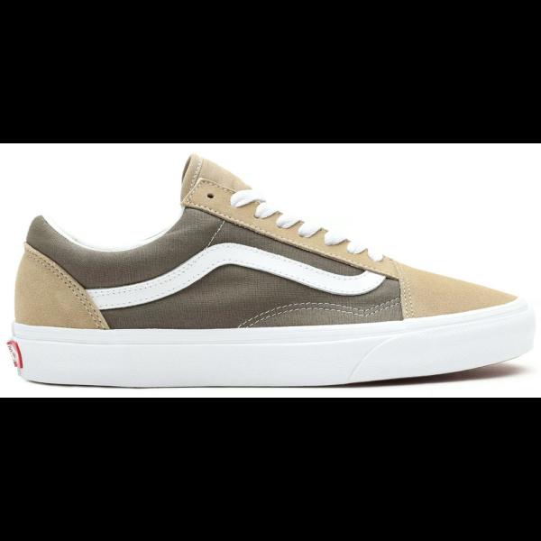 VANS Old Skool (Classic Sport) Cornstalk / Grape Leaf gördeszkás cipő