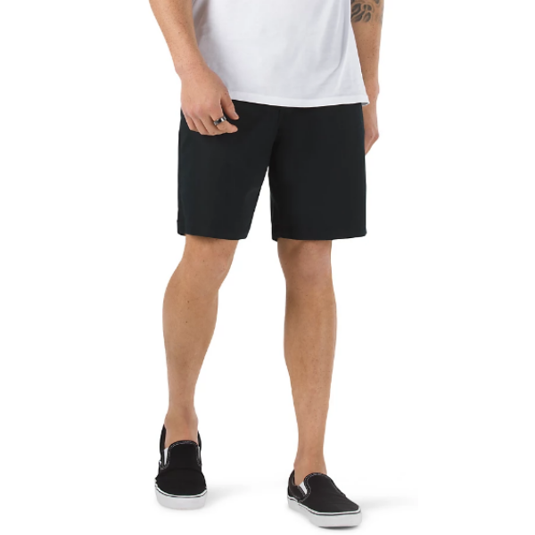 VANS Authentic Stretch Short Black rövidnadrág