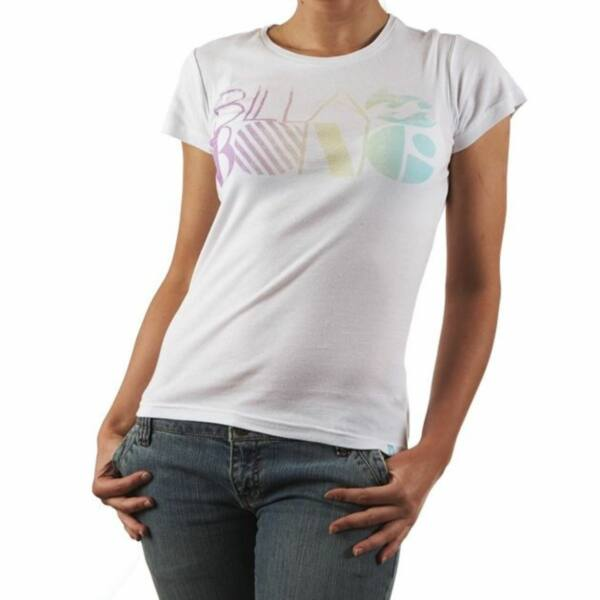 BILLABONG Clovis   White női póló