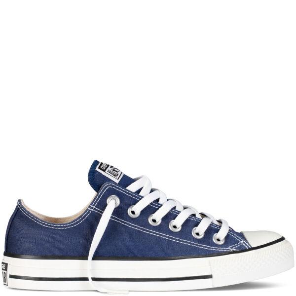 CONVERSE Chuck Taylor All Star kék vászon tornacipő