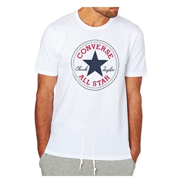 CONVERSE Core Chuck Patch fehér póló