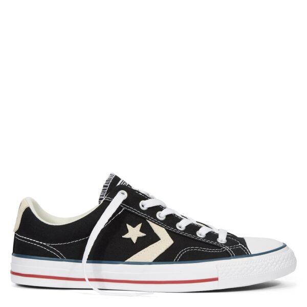 CONVERSE Star Player fekete vászon tornacipő