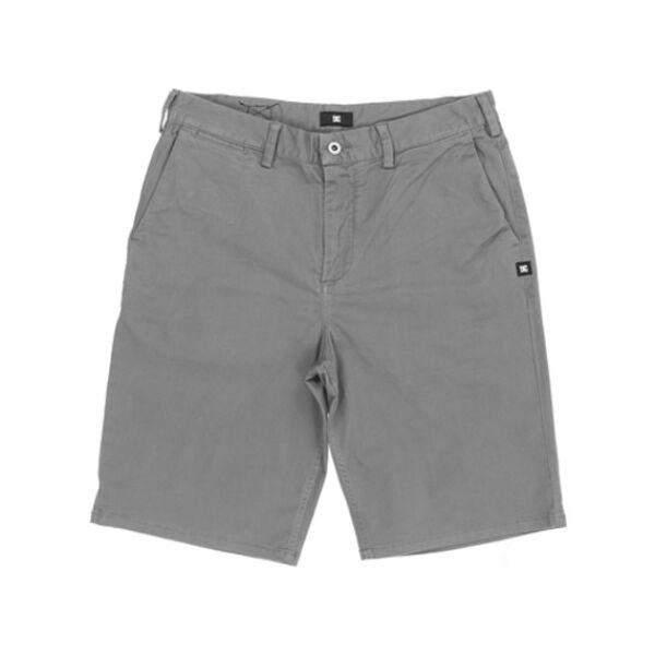 világos szürke dc vászon rövid nadrág