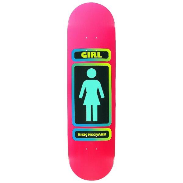 """GIRL 93 Til - McCrank """"8,5"""" gördeszka lap"""