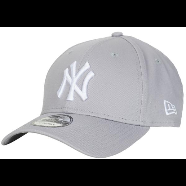 NEW ERA MLB 9FORTY League Basic New York Yankees  # Gray / White