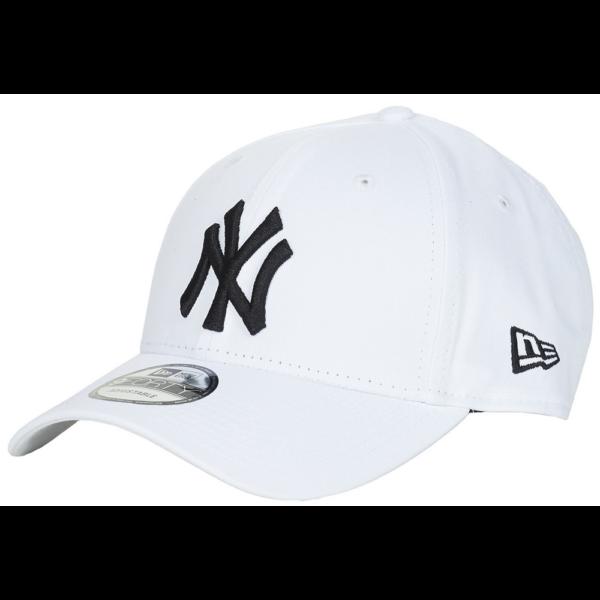 NEW ERA MLB 9FORTY League Basic New York Yankees  # White / Black