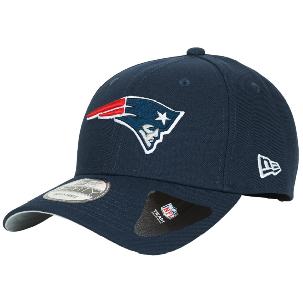 NEW ERA NFL The League New England Patriots Team  #  Navy
