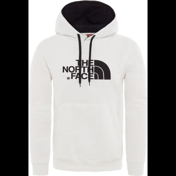 THE NORTH FACE Drew Peak PO - TNF White / TNF Black pulóver