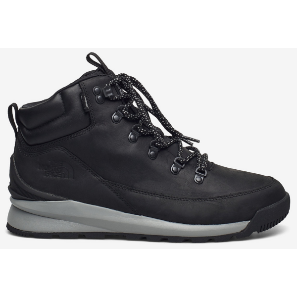 THE NORTH FACE Back To Berkeley Mid WP -  TNF Black / Griffin Grey bakancs