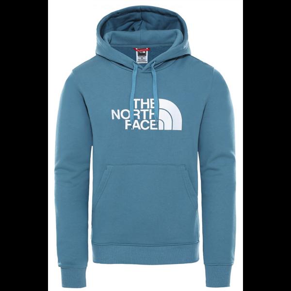 THE NORTH FACE Drew Peak PO  #  Mallard blue / TNF White kapucnis pulóver