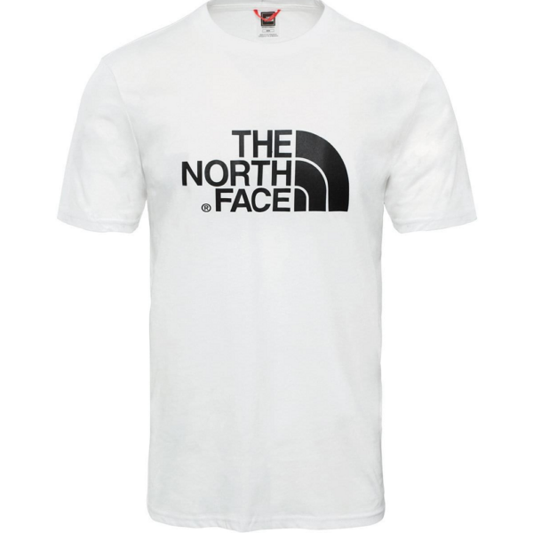 THE NORTH FACE Easy Tee - TNF White póló.