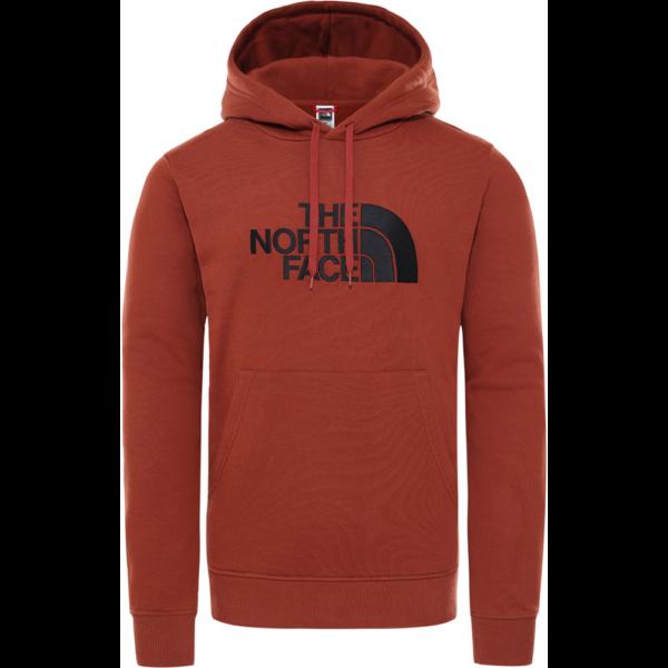 THE NORTH FACE Drew Peak PO - Brandy Brown / TNF Black pulóver