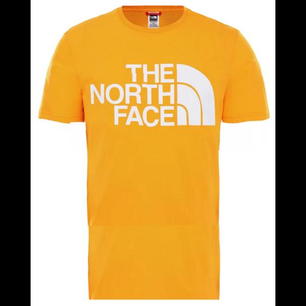 THE NORTH FACE Standard SS - Summit gold póló