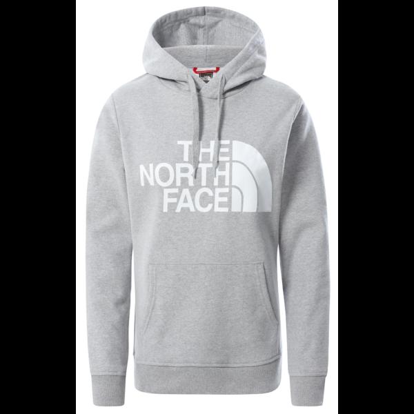 THE NORTH FACE Standard PO - TNF Light Grey Heather kapucnis pulóver