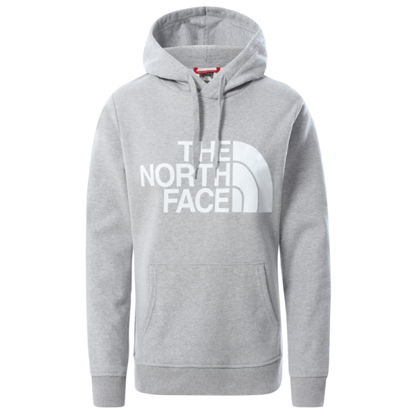 THE NORTH FACE Standard PO - TNF Light Grey Heather kapucnis pulóver