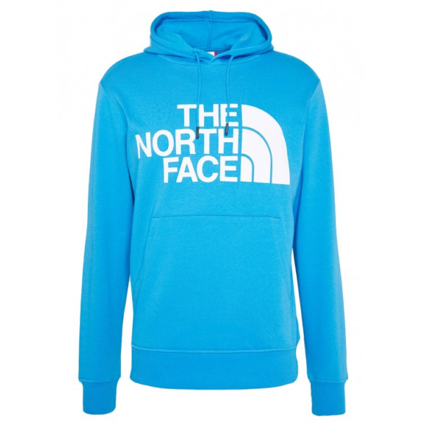 THE NORTH FACE Standard PO Clear Lake Blue kapucnis pulóver