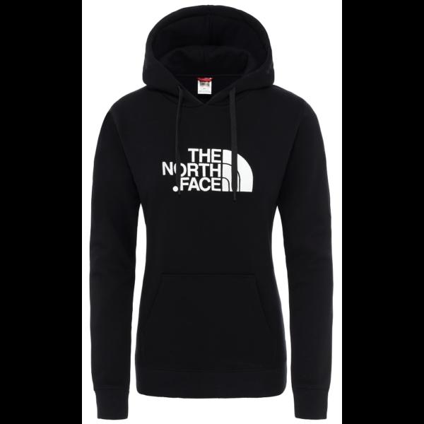 THE NORTH FACE Drew Peak PO - TNF Black / TNF White női pulóver