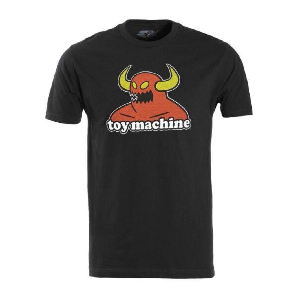 Toy machine fekete póló